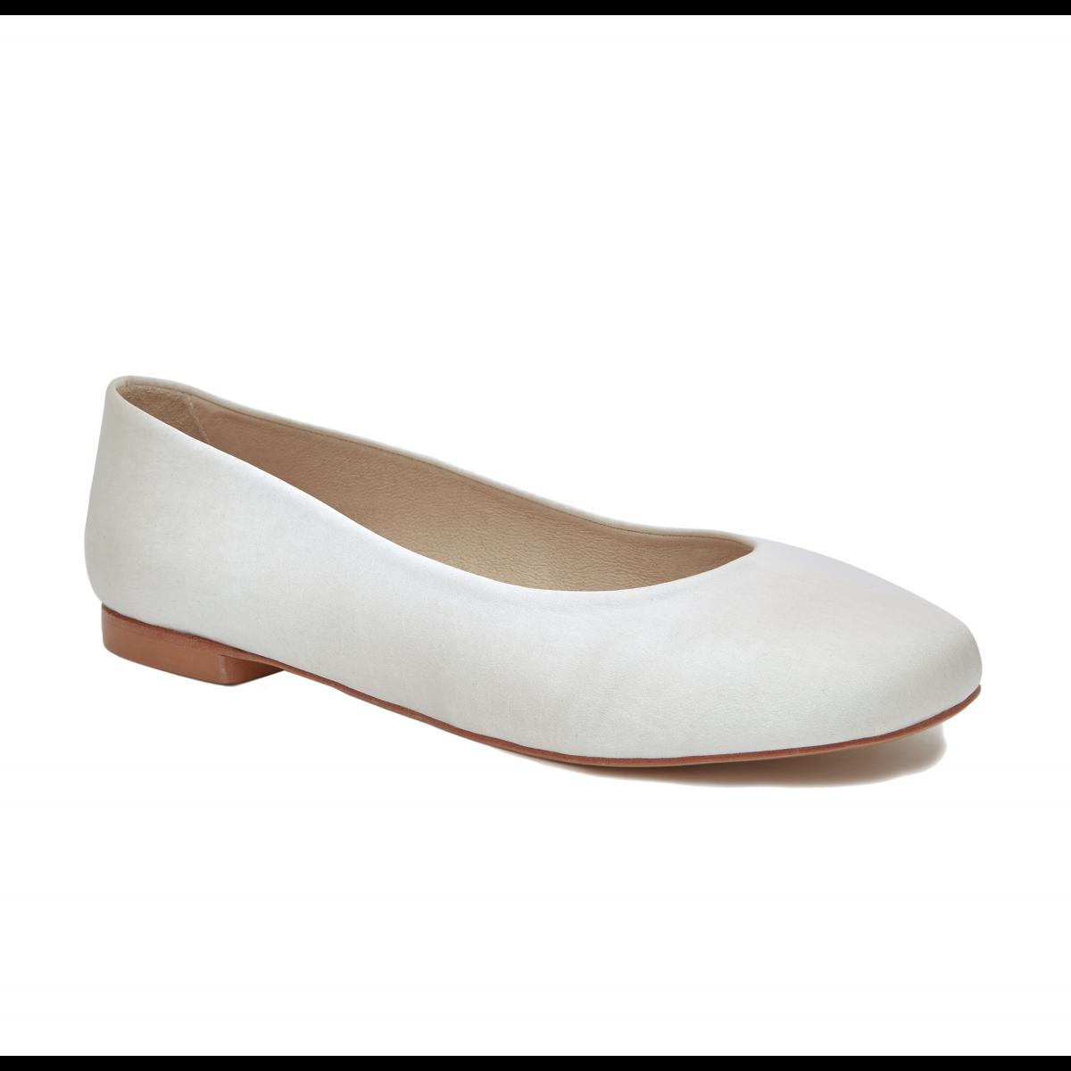 chaussures de mari e ballerine la montjuic mademoiselle rose chaussures de mari e sur mesure. Black Bedroom Furniture Sets. Home Design Ideas