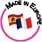 Fabriqué en Espagne et France