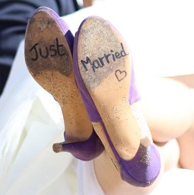 Modèle Bastille teinté en violet